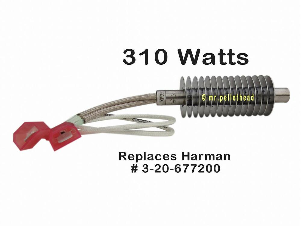 Harman Igniter Element Replacement Part For 3 20 677200