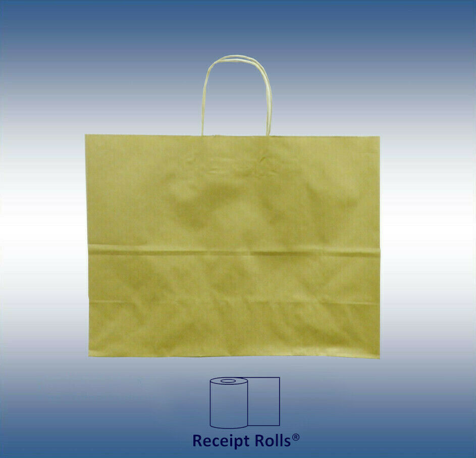 Cheap paper bags with handles