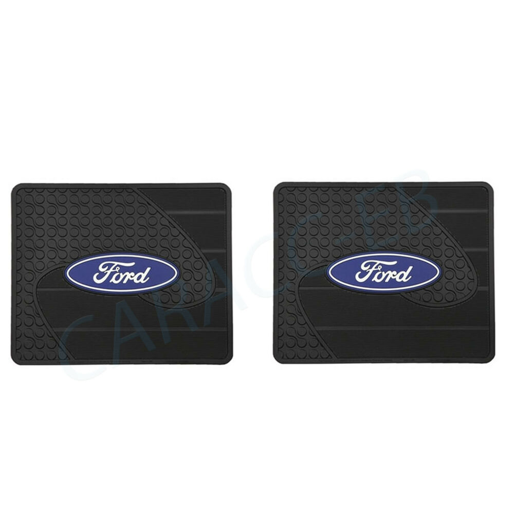 New Ford Factory 2pc Set Car Truck Suv Rear Plasticolor