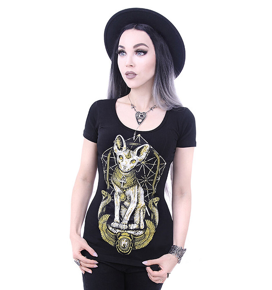 The Cat And The Moon T Shirt