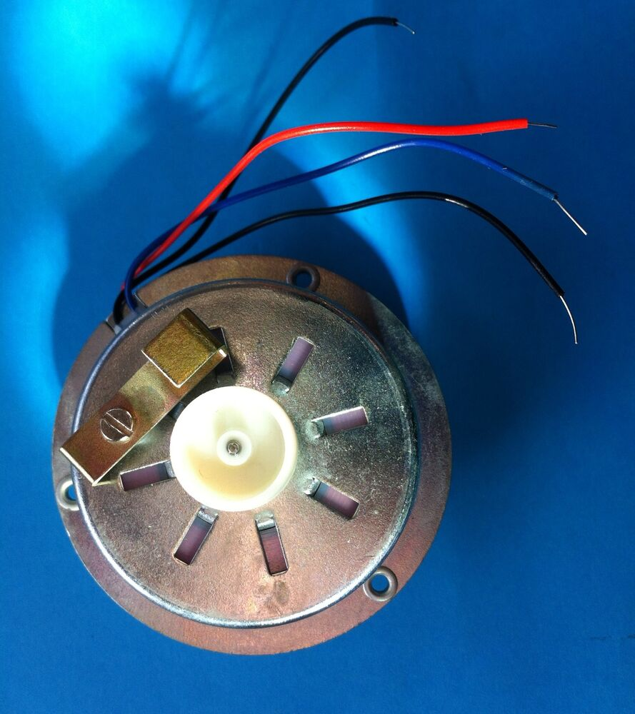 Rare Vintage New Old Stock Thorens Td 125 Mk I Motor With