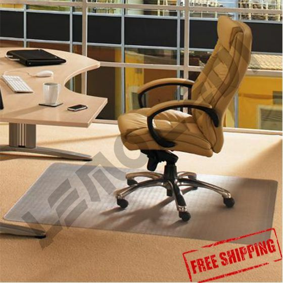 Office Chair Mat Desk 46 Quot X 60 Quot Plastic For Low Pile