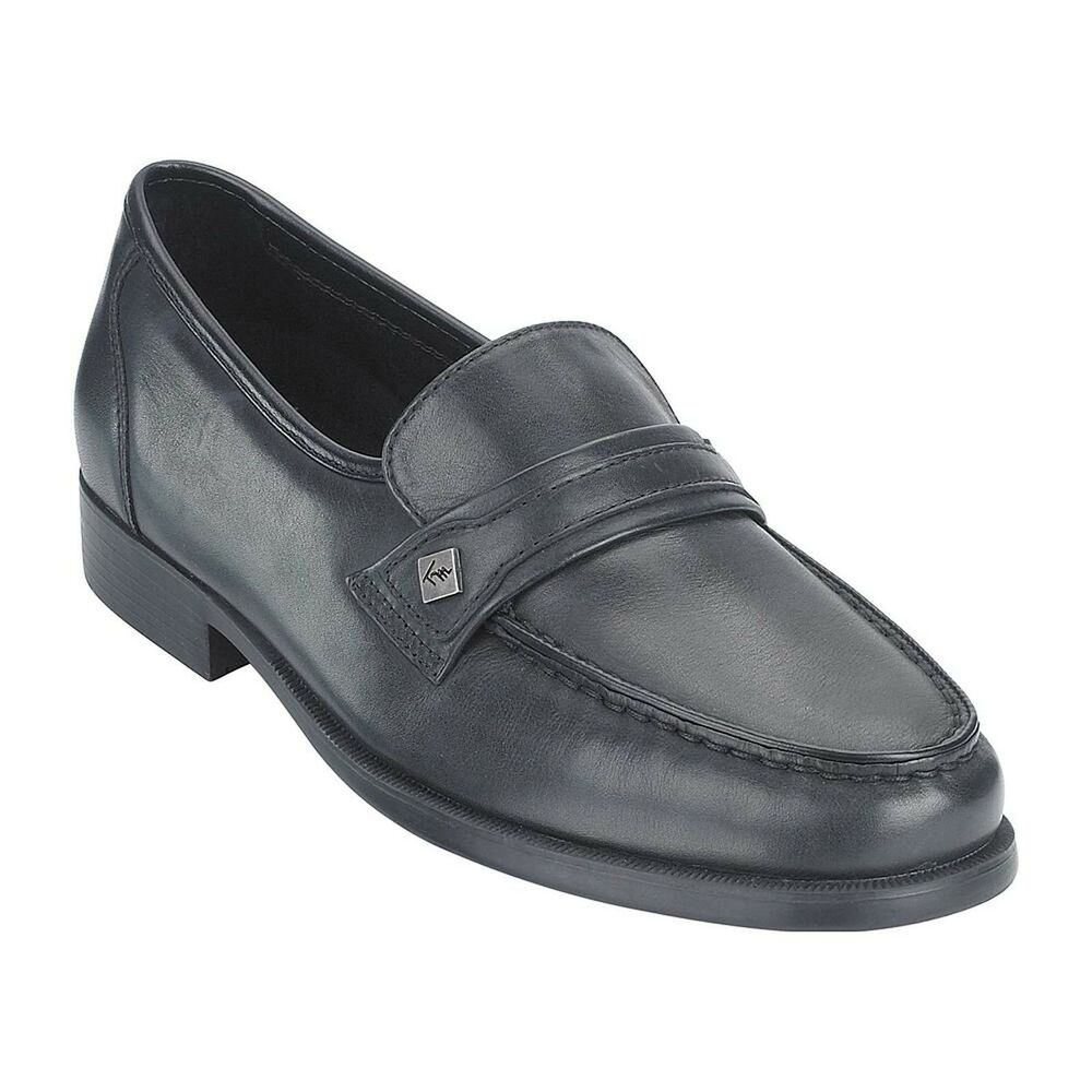New Thom Mcan Mens Karl Dress Loafer Wide Width Style