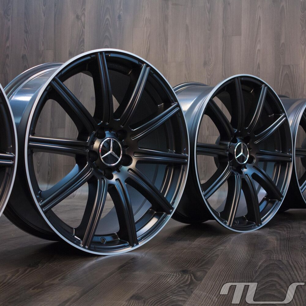 18 inch alloy wheels for mercedes benz ce cls s class w204 for Mercedes benz mag wheels