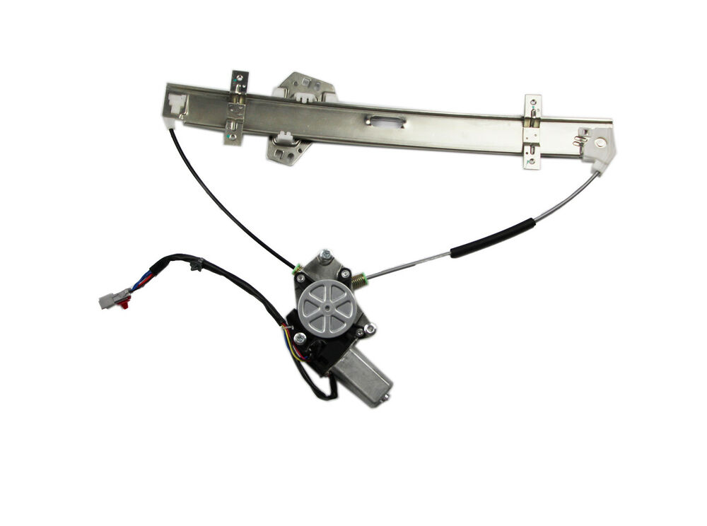 Power window regulator motor front left driver honda civic for 03 lincoln ls window regulator