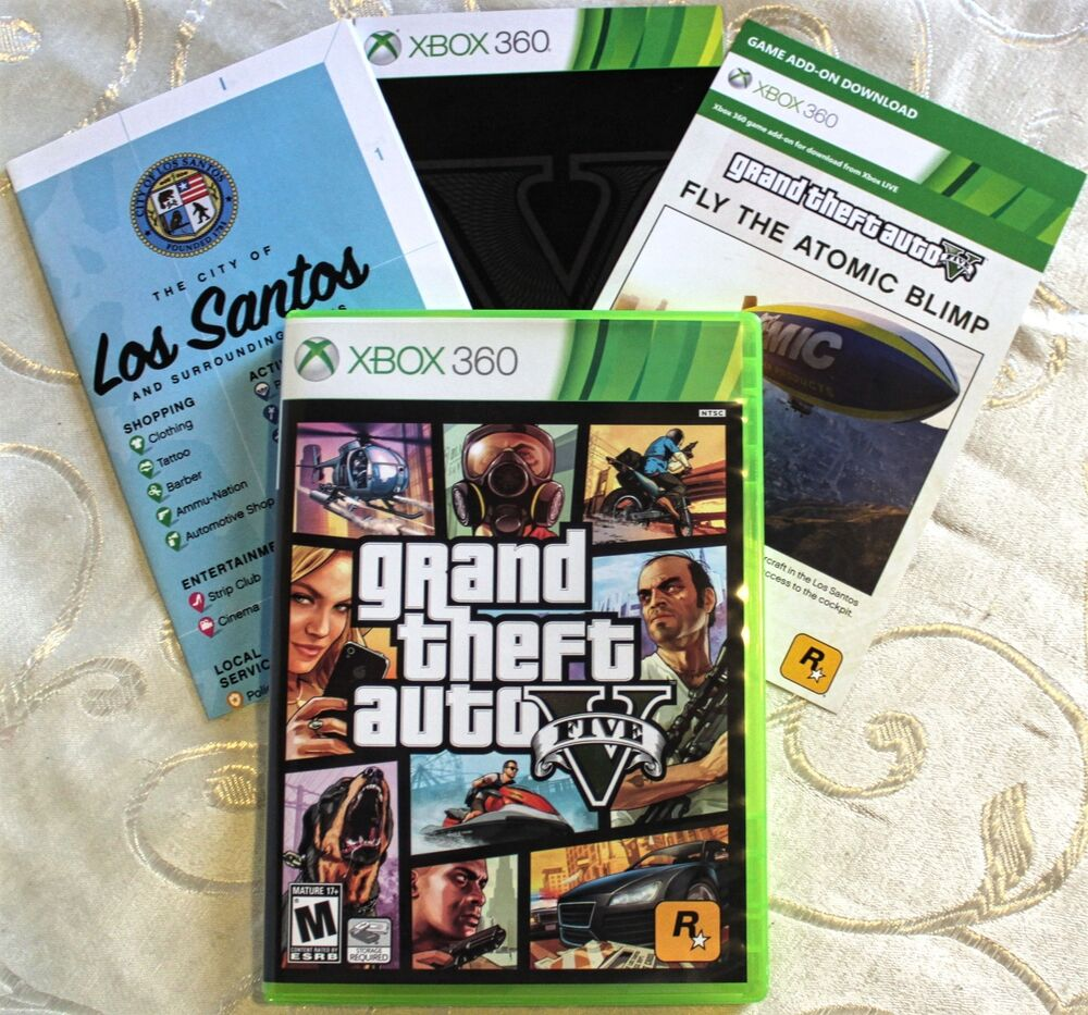 replacement case map blimp manual grand theft auto v gta 5. Black Bedroom Furniture Sets. Home Design Ideas