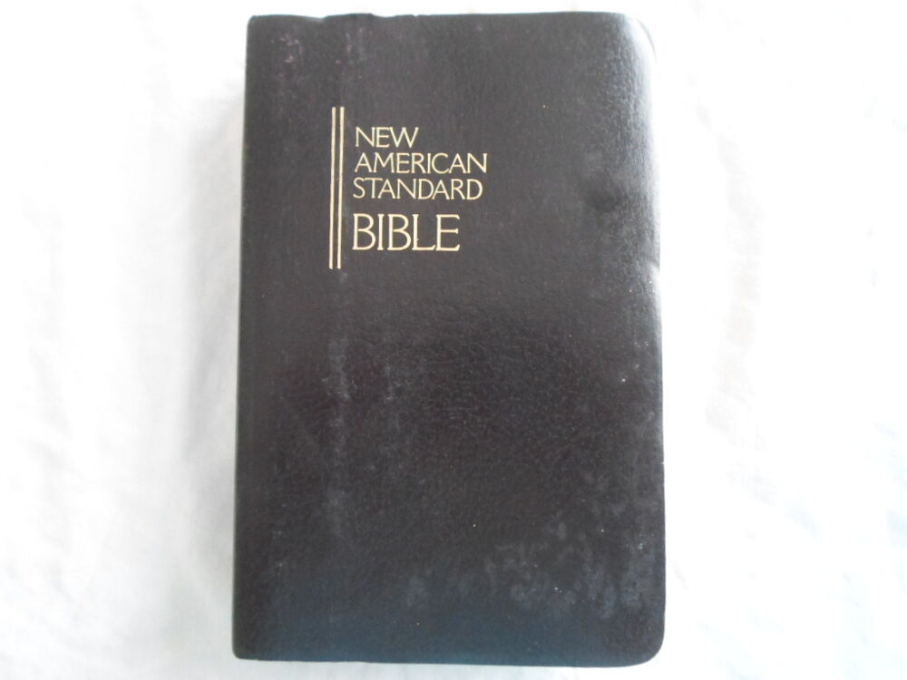 Nelson new american standard bible words of christ red for New american standard bible red letter edition