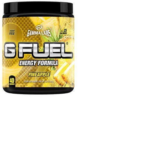 Gamma Labs G Fuel Pineapple GFuel 40 Servings | eBay