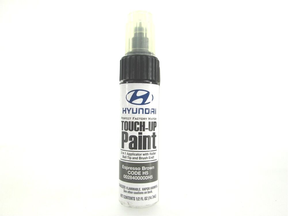 New Oem Touch Up Paint Pen 0028400000h5 For Hyundai Kia