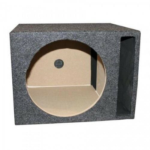 12 subwoofer box inch empty enclosure sub speaker boxes for Box subwoofer in vetroresina