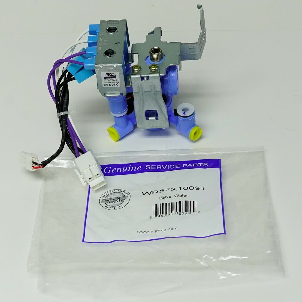 Refrigerator Water Valve For Ge Wr57x10091 Ap4509950
