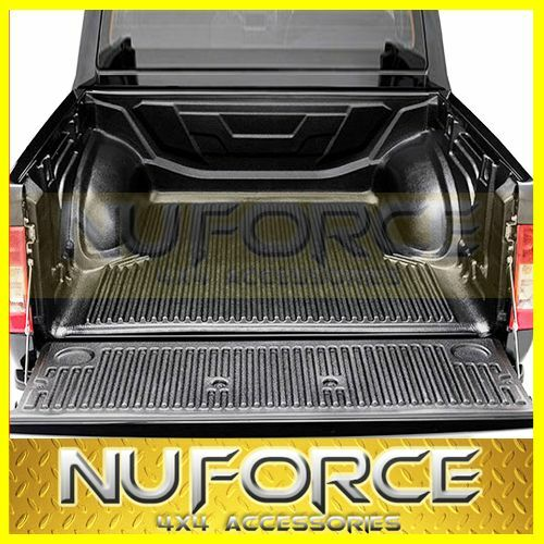 Mitsubishi triton mq 2015 2017 under rail ute tub liner for Tub liner