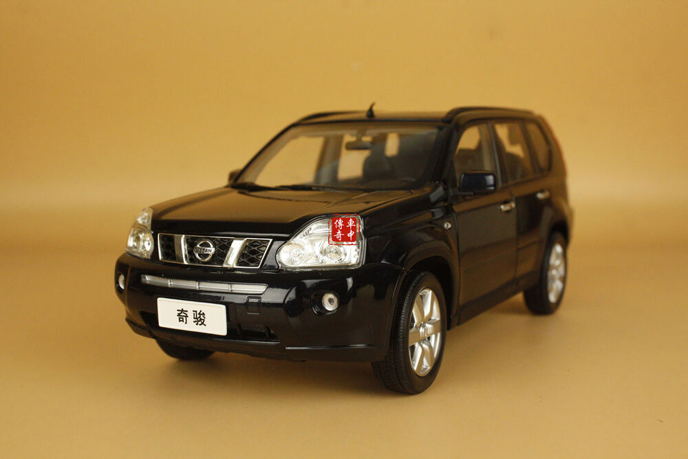 1 18 nissan x trail diecast model gift ebay. Black Bedroom Furniture Sets. Home Design Ideas