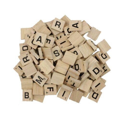 Scrabble Craft Supplies