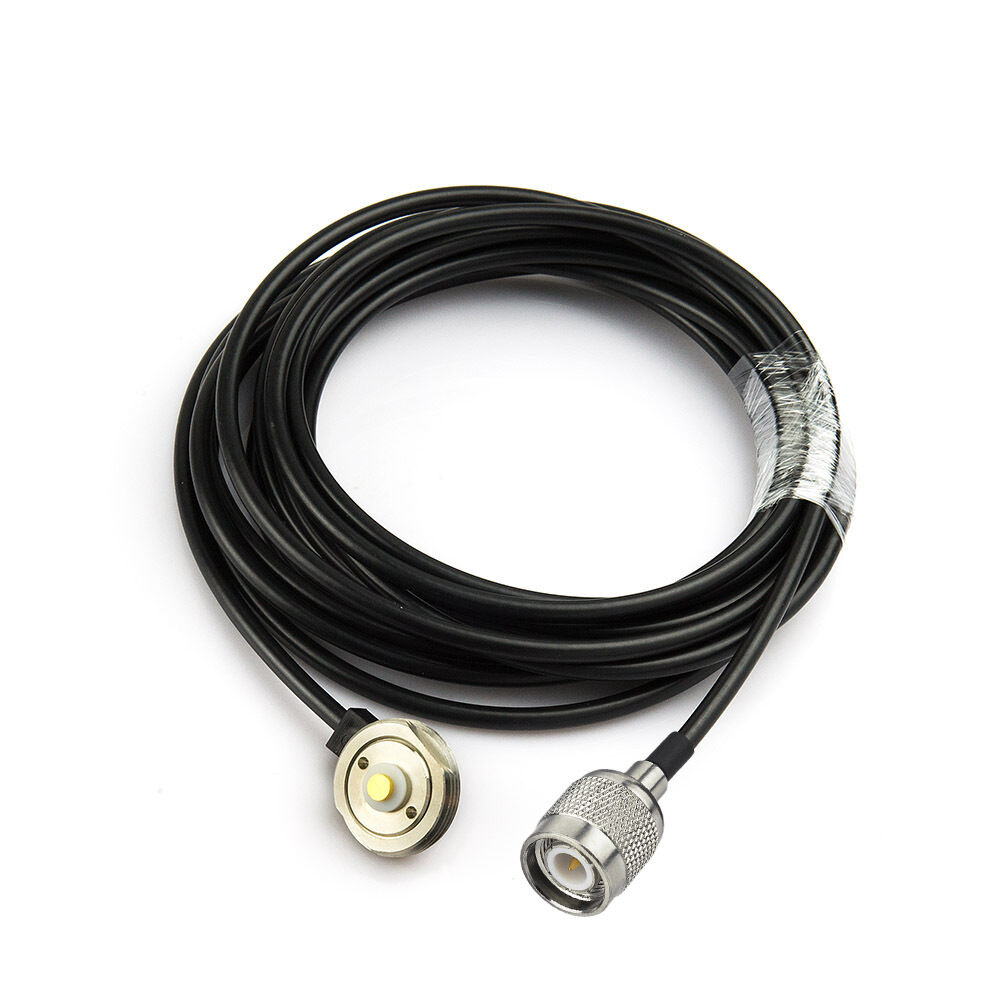 New Antenna Nmo Mount 3 4 Quot Hole With 15ft Rg58 5m Cable