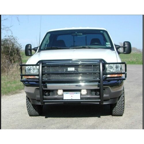 ranch hand ggf99sbl1 grille guard for 99 04 ford f250 f350 super duty ebay. Black Bedroom Furniture Sets. Home Design Ideas