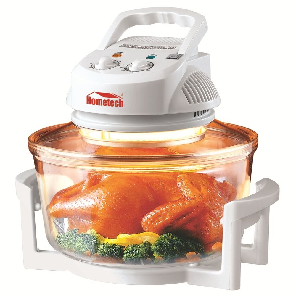 Countertop Convection Infrared Oven : ... Infrared Convection Countertop Ovens Table Toaster Cooker eBay