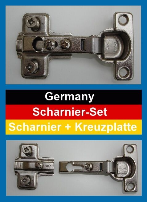 hettich topfscharnier 26 mm topfband scharnier m belscharnier federscharnier ebay. Black Bedroom Furniture Sets. Home Design Ideas