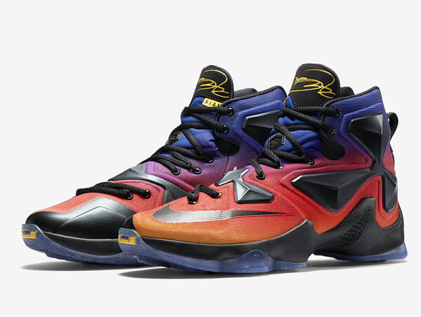 cheapest 2015 nike doernbecher freestyle lebron 13