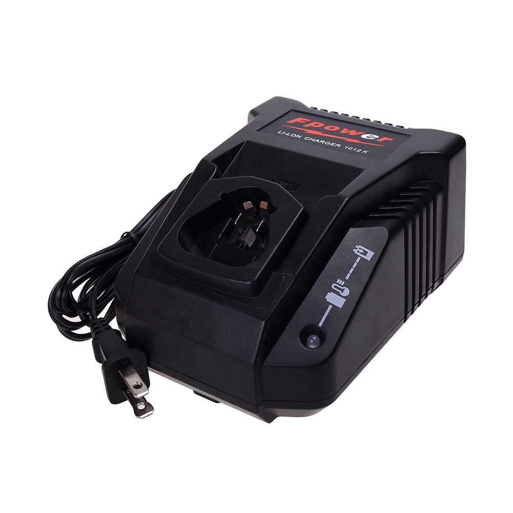 for bosch 10 8v 12v lithium ion battery charger 120v new ebay. Black Bedroom Furniture Sets. Home Design Ideas