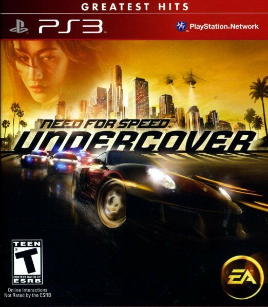 New Playstation 3 Games : Need for speed undercover new playstation sony ps game