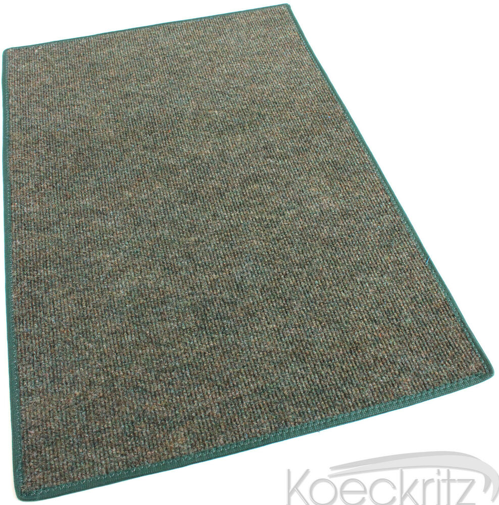 Blue Outdoor Rug 9x12: Mineral Indoor Outdoor Area Rug Carpet Non-Skid Marine