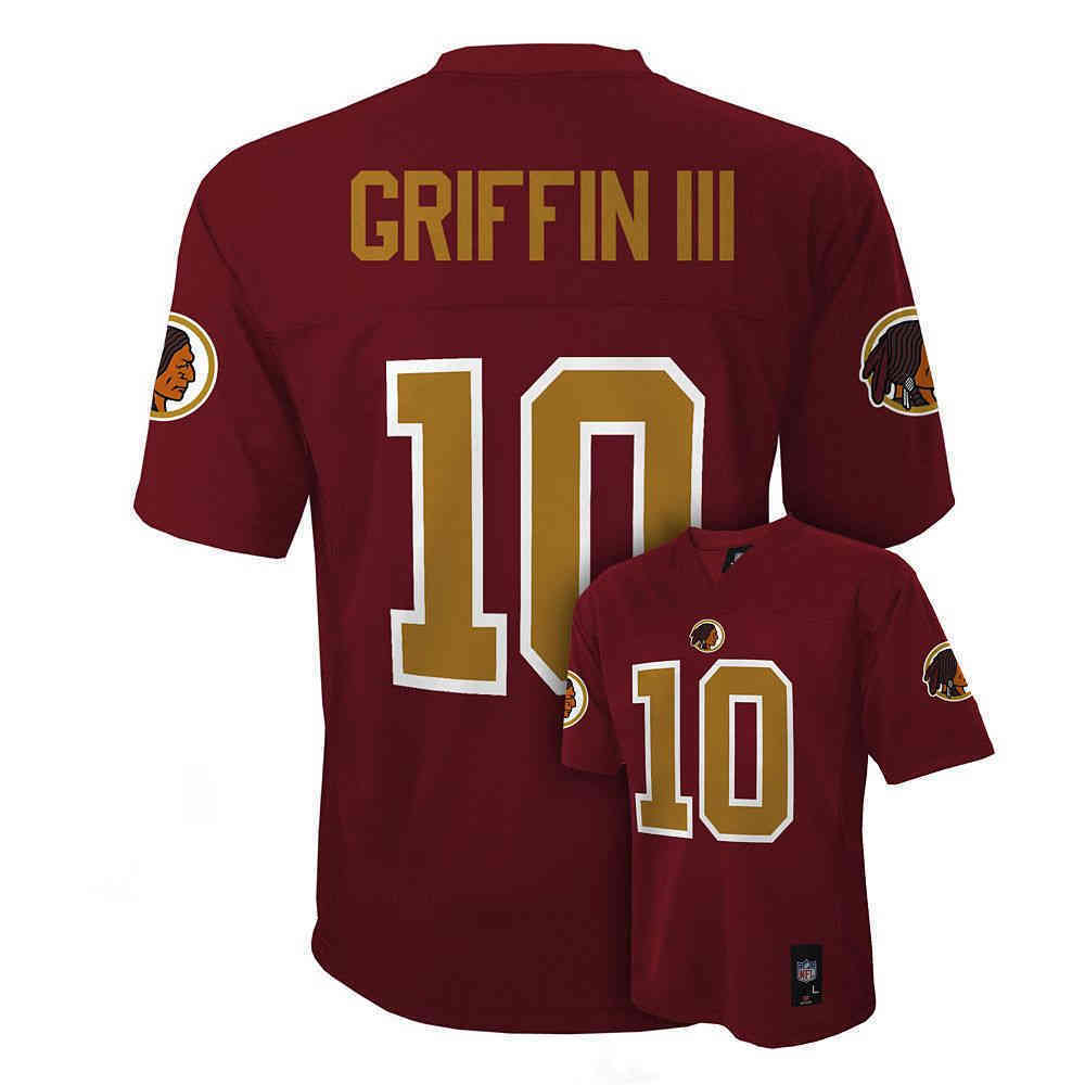 136ec623f (2016-2017) Washington Redskins ROBERT GRIFFIN III nfl Jersey YOUTH KIDS  BOYS m