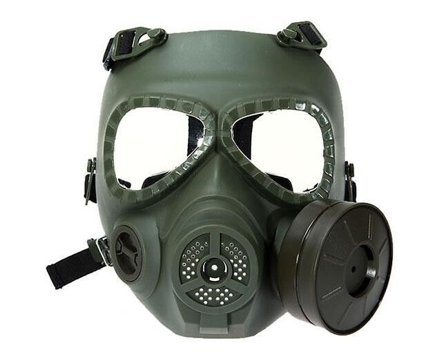 M04 Wargame Airsoft Paintball Dummy Gas Mask Protective