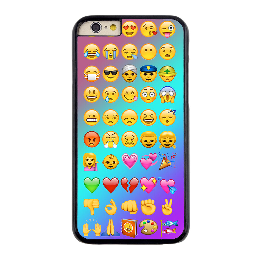Case Design cute 4s phone cases : ... Funky Smiley Hard Cover Case for iPhone 6S 5S 5 5C 4S 6 6 Plus : eBay