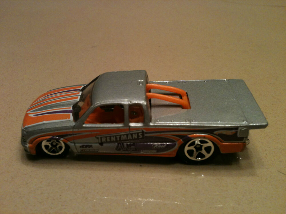 Pro Stock S10 : Hot wheels chevy s pro stock pick up truck die cast