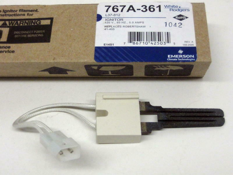 767a 361 Furnace Ignitor For York 025 27774 000 025 29050