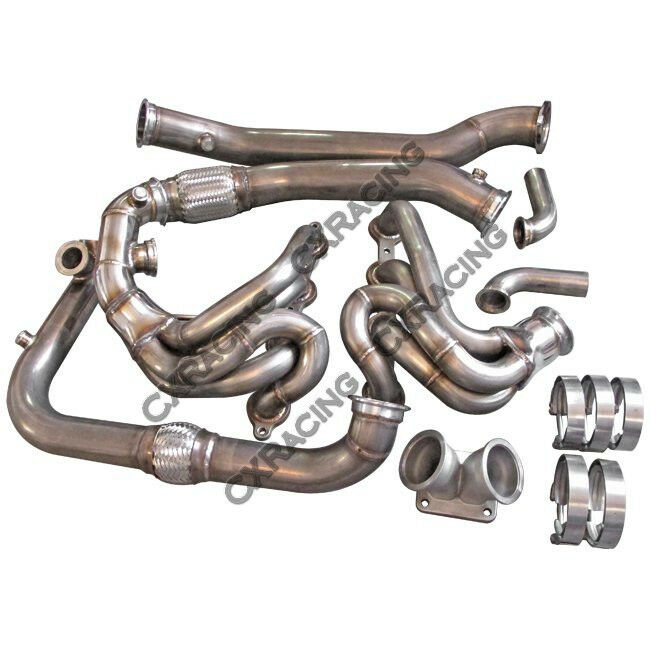Ls1 Engine History: CX LS1 Turbo Manifold Header Downpipe Kit For Subaru BRZ