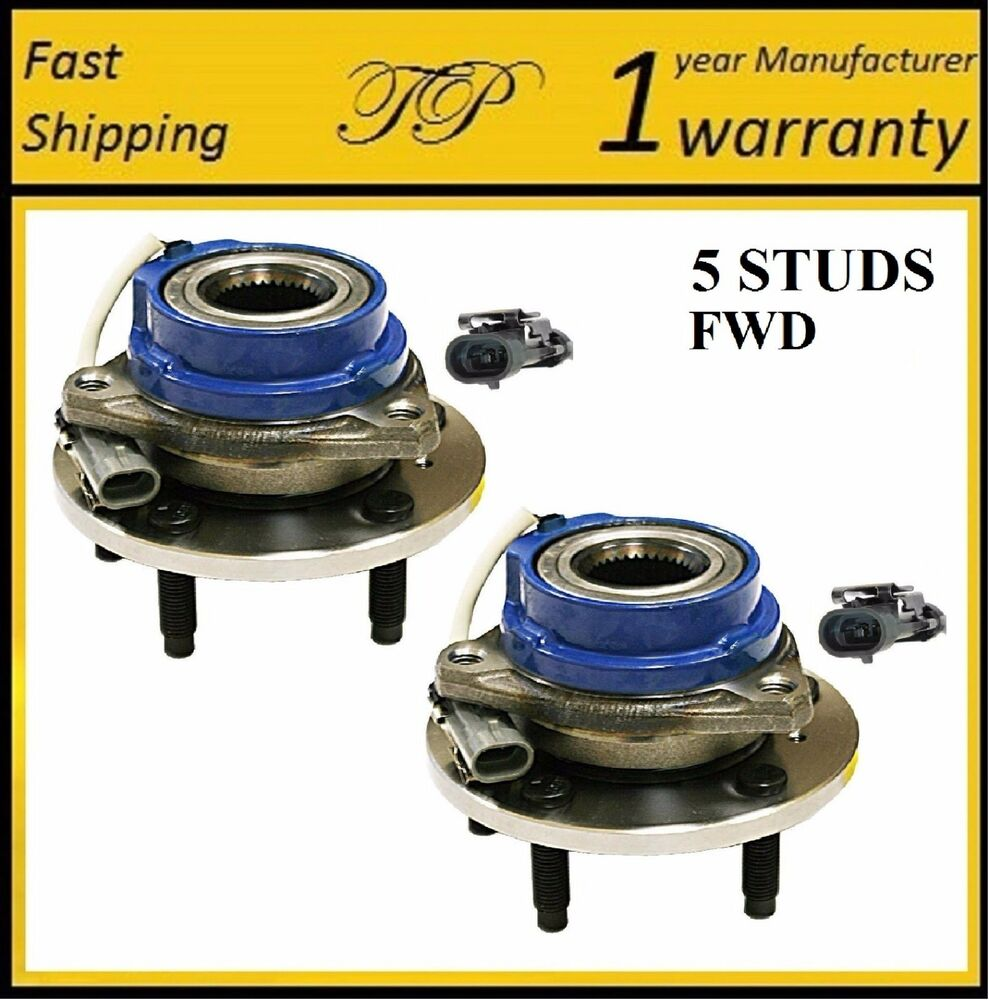 2000-2005 BUICK LeSabre (FWD, 4W ABS) Front Wheel Hub ...