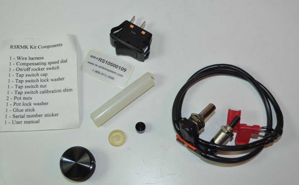 details about new re-action� trolling motor upgrade kit for minn kota cable  steer motors