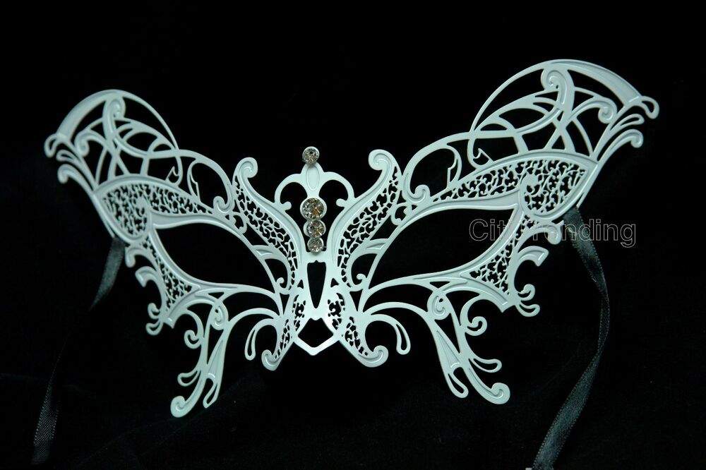 Lace Masquerade Mask Costume Prom birthday Dance Fairy Butterfly Dress up Party