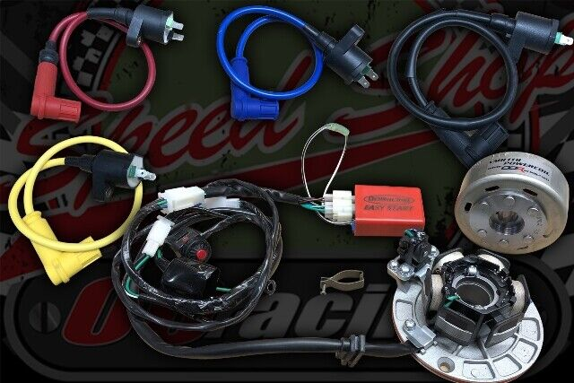 C70 C90 Full Racing Ignition System Vmr118 To Suit Honda