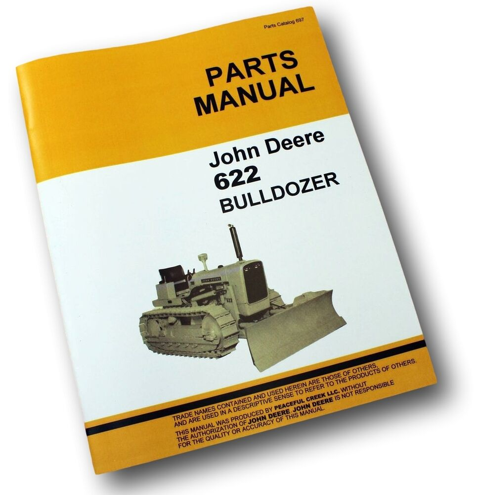 2010 john deere dozer manual