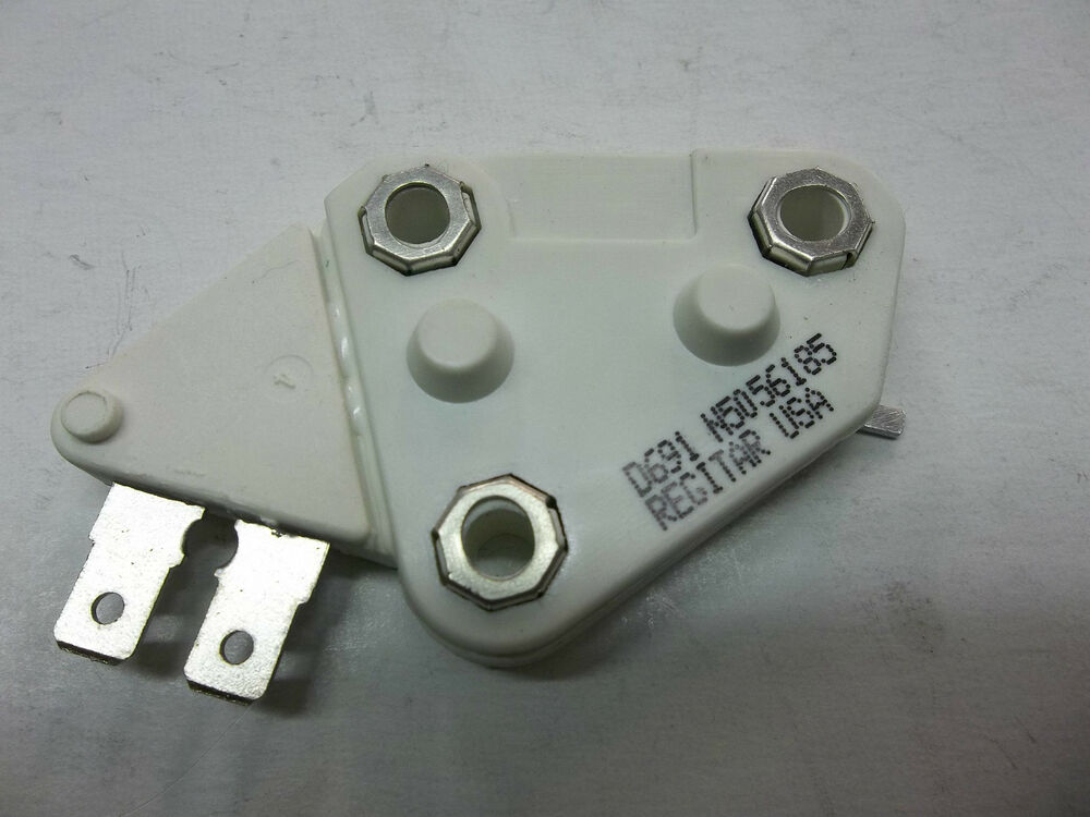 12 Volt 1 WIRE DELCO CONVERSION VOLTAGE REGULATOR 10SI