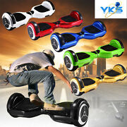 Balancing Scooter Smart Electric Self Hover Board Unicycle Balance 2 Wheel - $234.86 + FS @ eBay