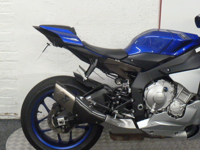 Yamaha yzf r1 tail tidy fender eliminator 2015 2016 ebay for Yamaha r1 deals