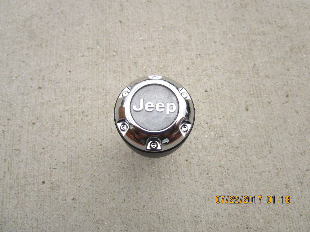 09 15 Jeep Compass Sport 2 4l I4 Sfi Shift Knob Ebay