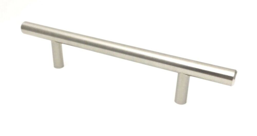 qty 25 brushed satin nickel kitchen cabinet drawer handle
