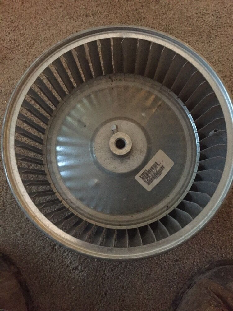 Squirrel Cage Fan Blades : Goodman amana janitrol replacement squirrel cage blower