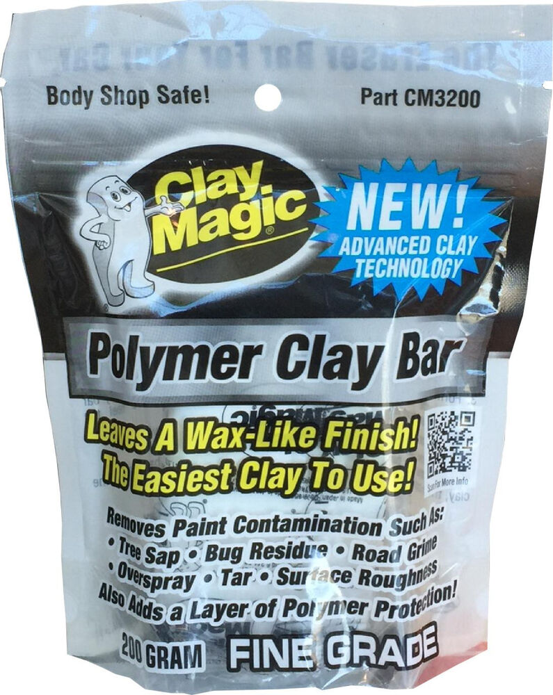 how to choose clay bar