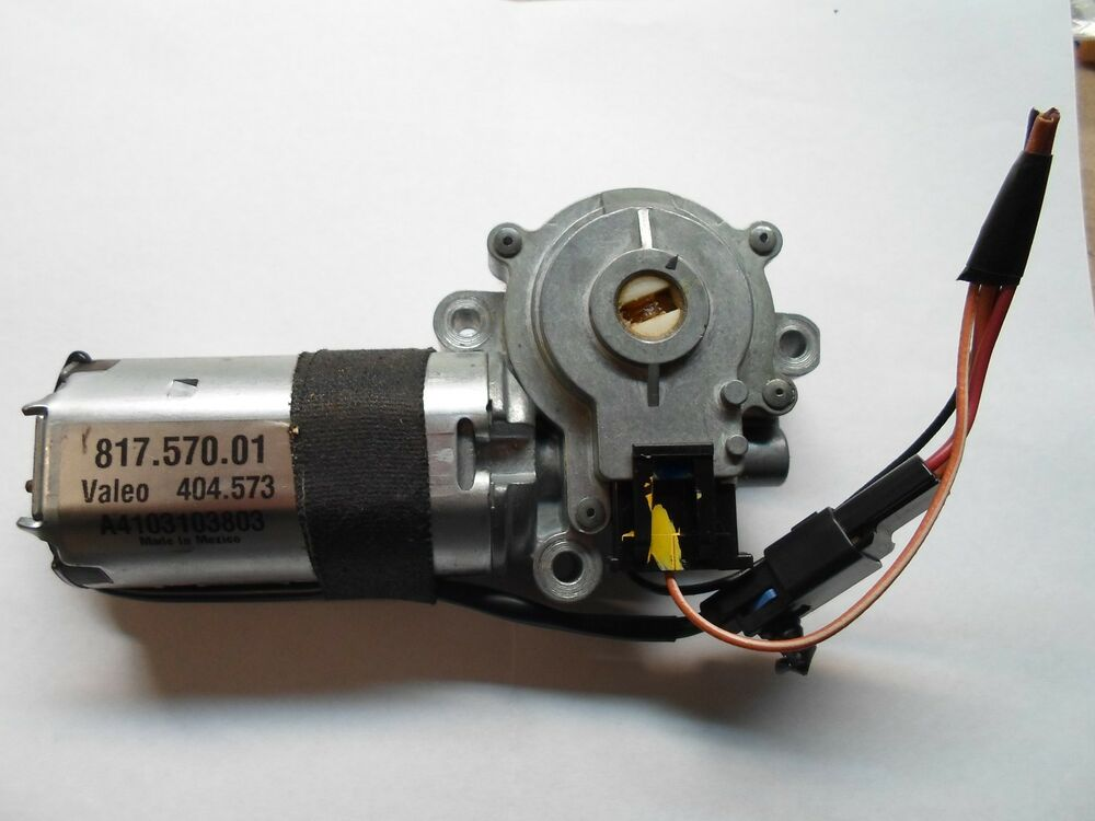 2001 2005 ford escape mazda tribute sunroof motor oem for Ebay motors shipping company