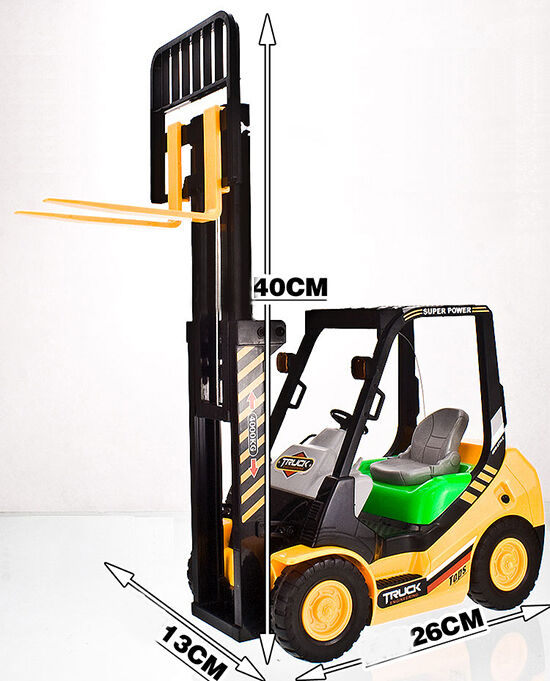 Forklift Truck Controls : Rc forklift remote control engineer car truck
