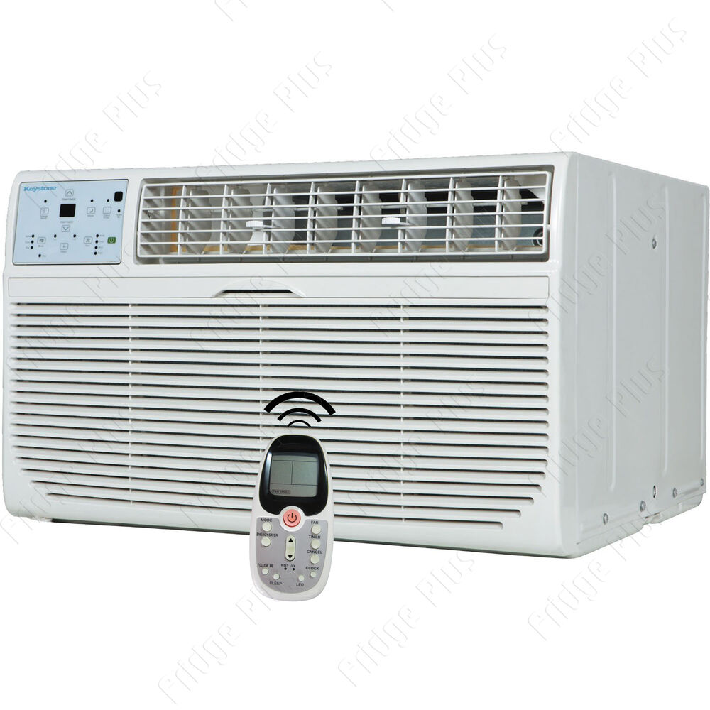 Thru The Wall Heating And Cooling Units : Btu through the wall ac w sleeve sq ft home