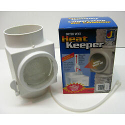 Kyпить CHK100ZW Dryer Vent Heat Keeper Saver Dundas Jafine Winter and Summer Positions на еВаy.соm