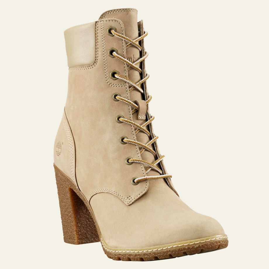 Lastest Timberland Women Dark Brown Nellie Chukka Style Double Boots LaceUp
