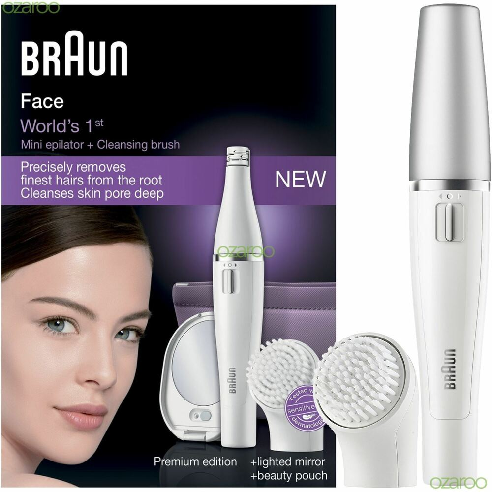 Braun Facial Epilator Review | Best Electric Shaver Reviews Jan.